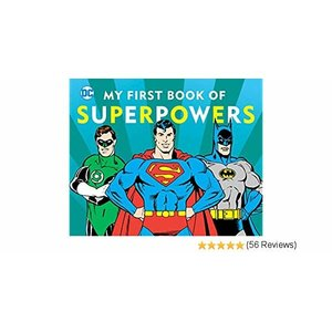 Simon & Schuster Simon & Schuster: My First Book of Superpowers