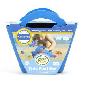 Green Toys Green Toys: OceanBound Tide Pool Set