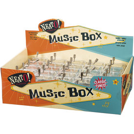 Toysmith Toysmith: Children's Music Boxes (Assorted)