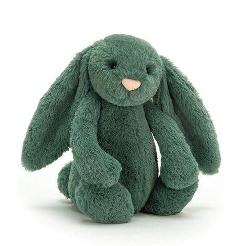 JellyCat: Bashful Bunny Forest - Medium
