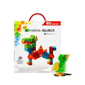 valtech Magna-Tiles: Qubix 85 piece set