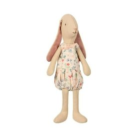 Maileg Maileg:  Mini Light Bunny FLower Suit Rose