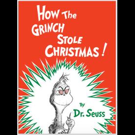 Penguin Random House Penguin: How The Grinch Stole Christmas