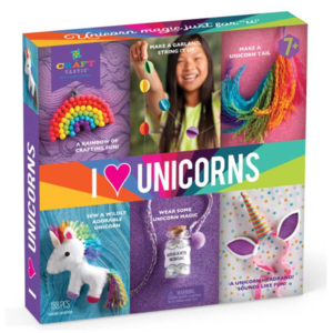 Ann Williams Ann Williams: Craft-Tastic I love Unicorns Kit