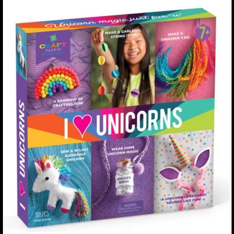 Ann Williams: Craft-Tastic I love Unicorns Kit
