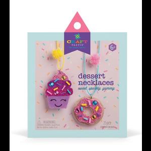 Ann Williams Ann Williams: Craft-tastic Dessert Necklaces