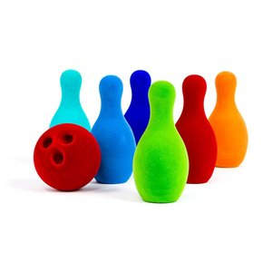 Rubbabu Rubbabu: Bowling Set