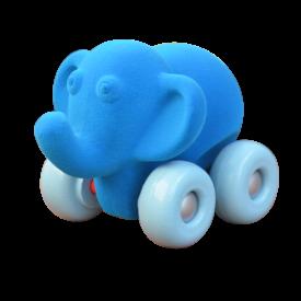 Rubbabu Rubbabu: Elephant Animals on Wheels