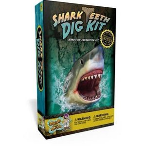 Dr.Cool Dr.Cool: Shark Teeth Dig Kit