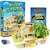 Dr. Cool: Build A Garden Rainbow Cottage