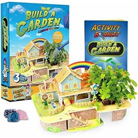 Dr.Cool Dr. Cool: Build A Garden Rainbow Cottage