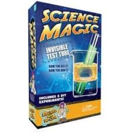 Dr.Cool Dr. Cool: Science Magic Invisible Test Tube