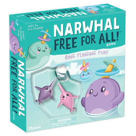 Asmodee Asmodee: Narwhal Free For All