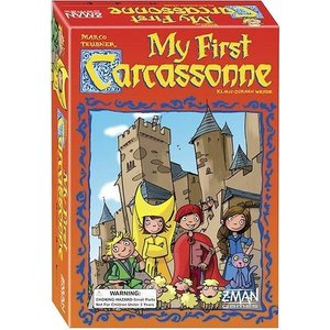 Asmodee Asmodee: My First Carcassone