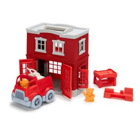 Green Toys Green Toys: Firestation Playset