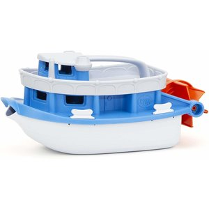 Green Toys Green Toys: Paddle Boat Assorted Colors