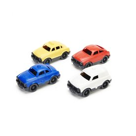 Green Toys Green Toys: Mini Vehicle 4 pk