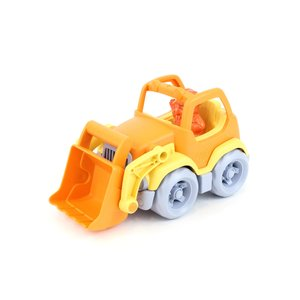 Green Toys Green Toys: Scooper Construction Truck-Orange/Yellow