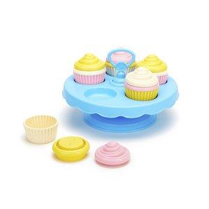 Green Toys Green Toys: Cupcake set