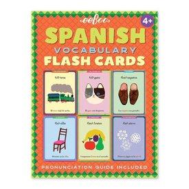 eeBoo eeBoo: Spanish Vocabulary Flash Cards