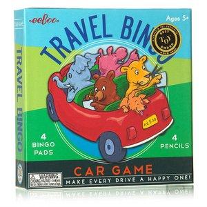 eeBoo eeBoo:Travel Bingo Revised