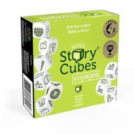 Asmodee Asmodee: Rory's Story Voyages Cubes