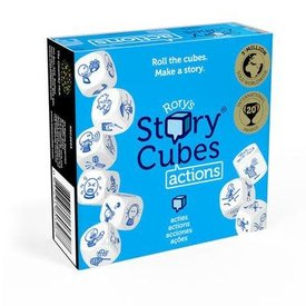 Asmodee Asmodee: Rory's Story Actions Cubes