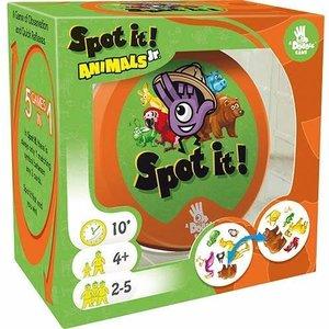 Asmodee Asmodee: Spot It Jr Animals Box
