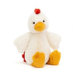 JellyCat JellyCat: Bashful Chicken - Medium