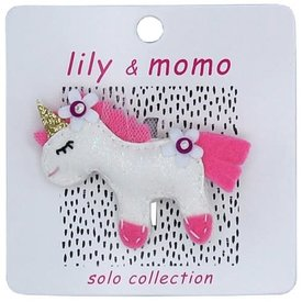 Lily and Momo Lily and Momo: Come Fly with Me Unicorn- Moondust Sparkle/Pink