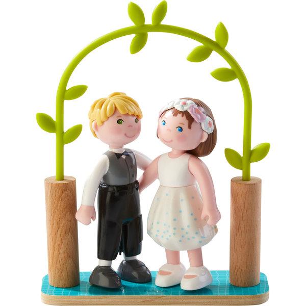 Haba Haba: Little Friends Bride & Groom