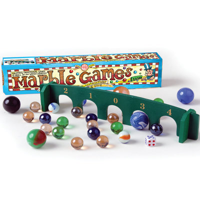 House of Marbles HoM: Marble Games