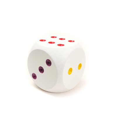 House of Marbles HoM: Giant Wooden Dice