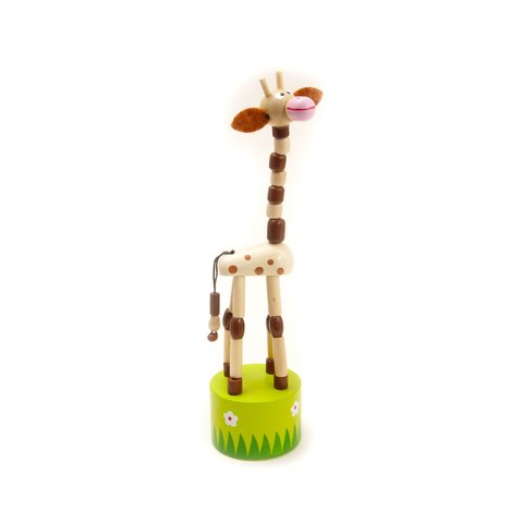 HoM: Giraffe Press Up