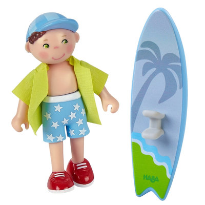 Haba Haba: Little Friends Colin Surfer