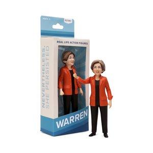 FCTRY FCTRY: Elizabeth Warren Action Figure