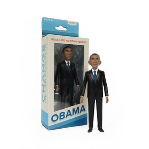 FCTRY FCTRY: Barack Obama Action Figure
