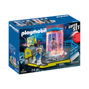 Playmobil Playmobil: SuperSet Galaxy Police Rangers