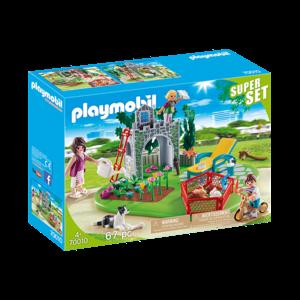 Playmobil Playmobil: SuperSet Family Garden