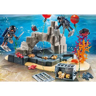 Playmobil Playmobil: SuperSet Tactical Dive Unit