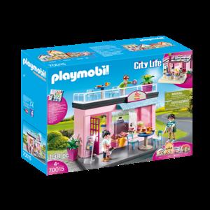 Playmobil Playmobil: My Cafe