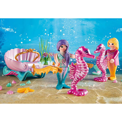 Playmobil Playmobil: Starter Pack Seahorse Carriage