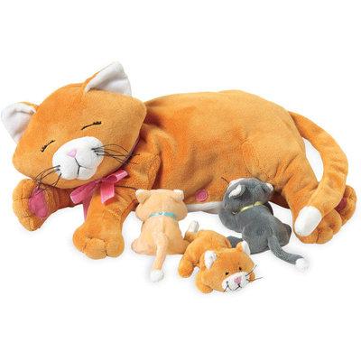 Manhattan Toy MTC: Nursing Nina Cat