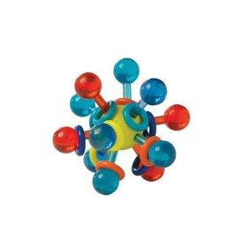 Manhattan Toy MTC: Atom Teether Toy- Transparent