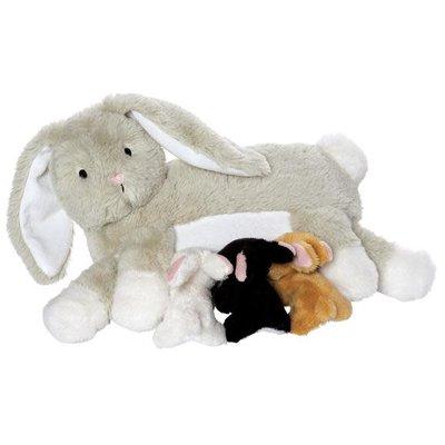Manhattan Toy MTC: Nursing Nola Rabbit