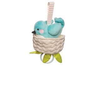 Manhattan Toy MTC: Lullaby Bird Pull Musical Toy