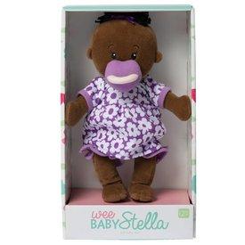 Manhattan Toy MTC: Babystella-Doll w/purple dress