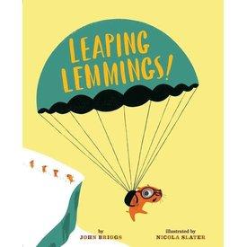 Sterling Publishing Sterling: Leaping Lemmings!