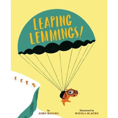 Sterling Publishing Sterling: Leaping Lemmings!