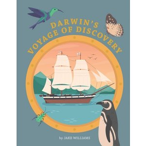 Sterling Publishing Sterling: Darwin's Voyage of Discovery